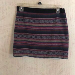 AE mini skirt